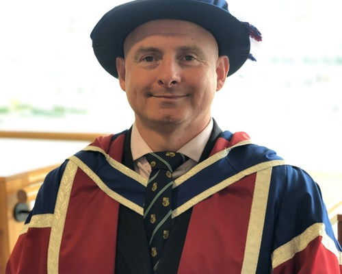 Doctorate honour for WMCA disability campaigner and sporting superstar