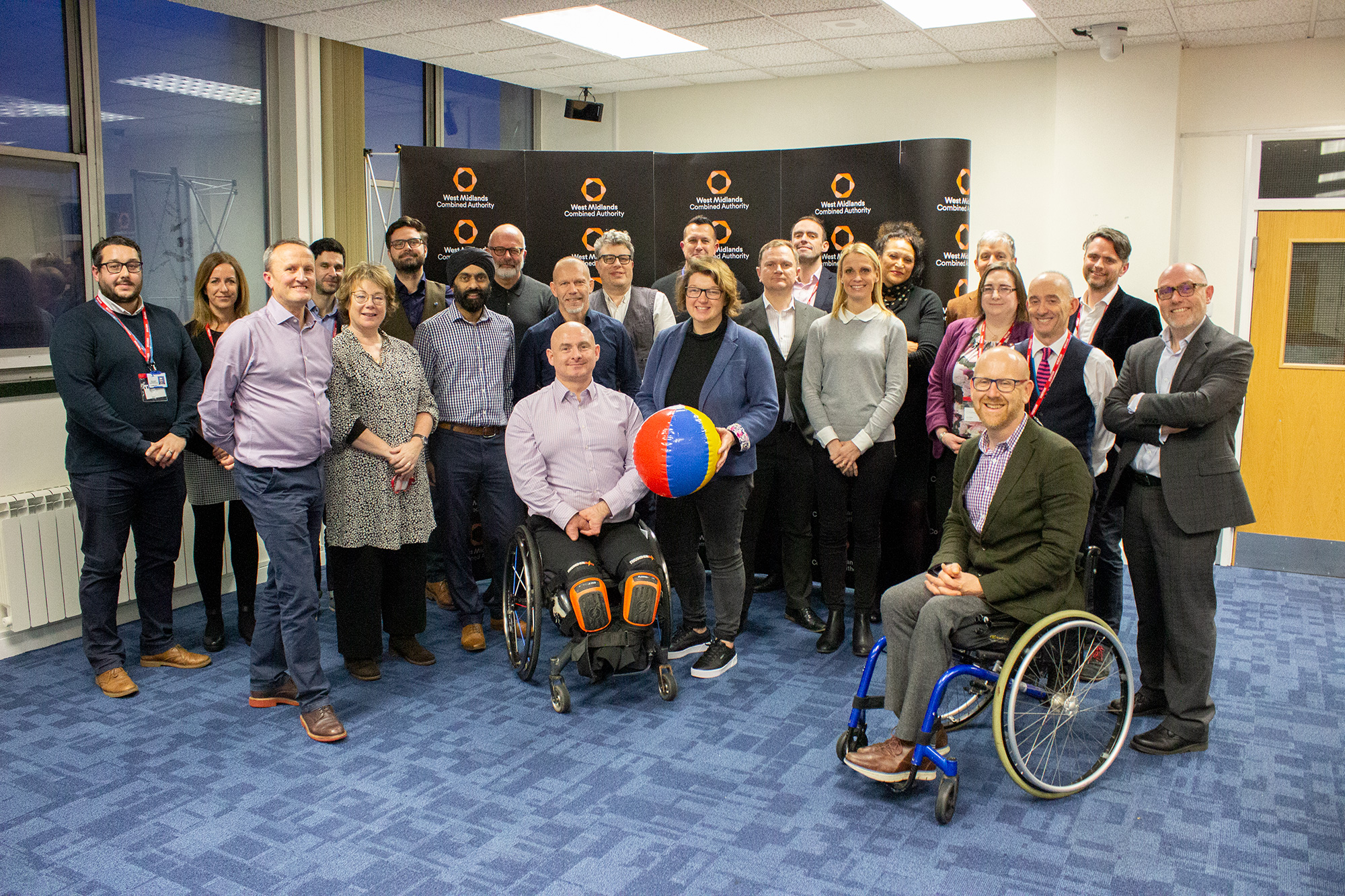 WMCA leads partnership to boost the region's fitness and activity levels