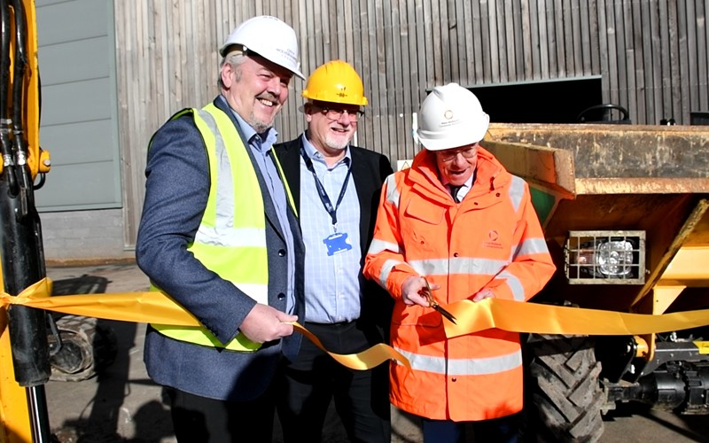 New Wolverhampton construction training centre to help local people get new jobs