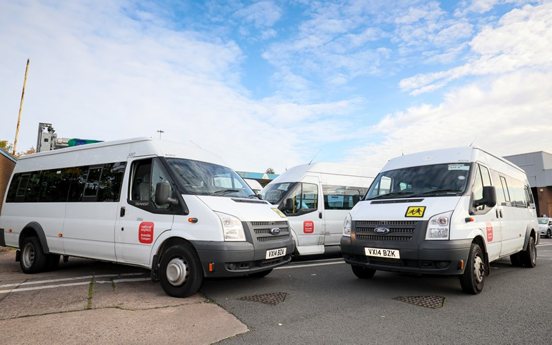 NHS staff have used free shuttle bus 10,000 times to get to work during coronavirus outbreak
