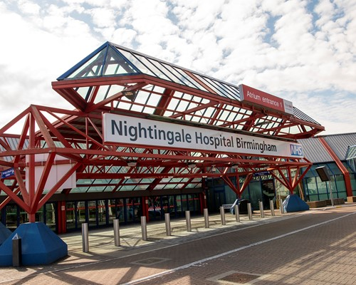WMCA funds training for key workers at Birmingham's Nightingale Hospital