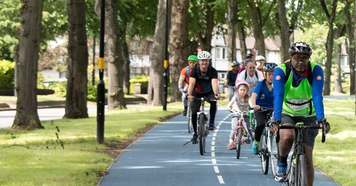 West Midlands awarded £3.85 million to get the region cycling and walking