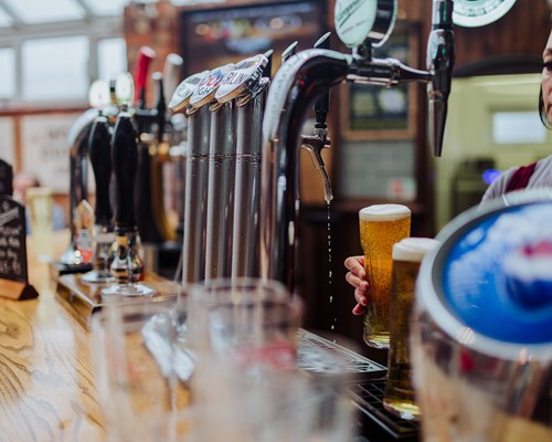 Cautious reopening of  pubs, bars and restaurants is key step to region's economic recovery