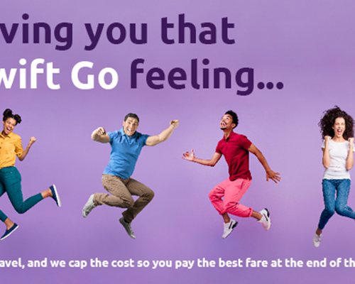 New Swift Go guarantees best value fare on Metro