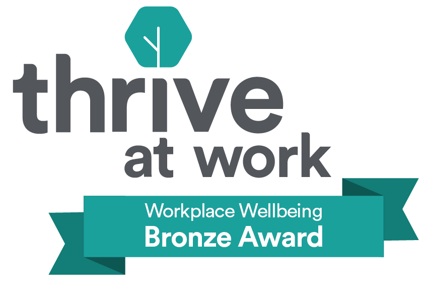 Thrive at Work - Bronze