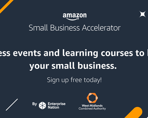 Free expert advice from Amazon to help start and grow a business online