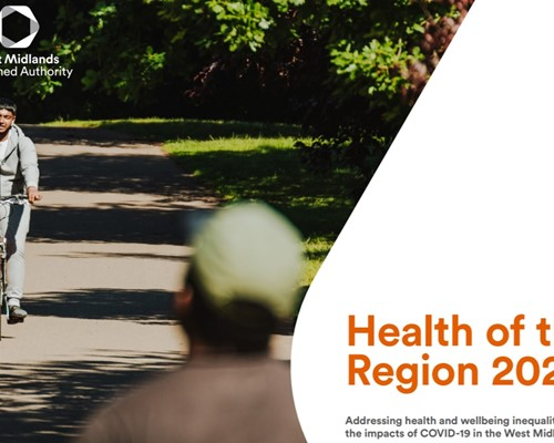 West Midlands organisations to take more than 50 actions to root out regional health inequalities