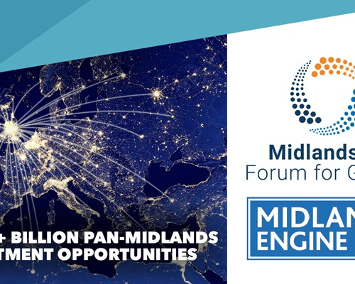 More than £17bn of investment opportunities showcased at landmark Midlands conference