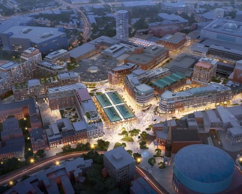 Plans for major Coventry city centre scheme welcomed by WMCA