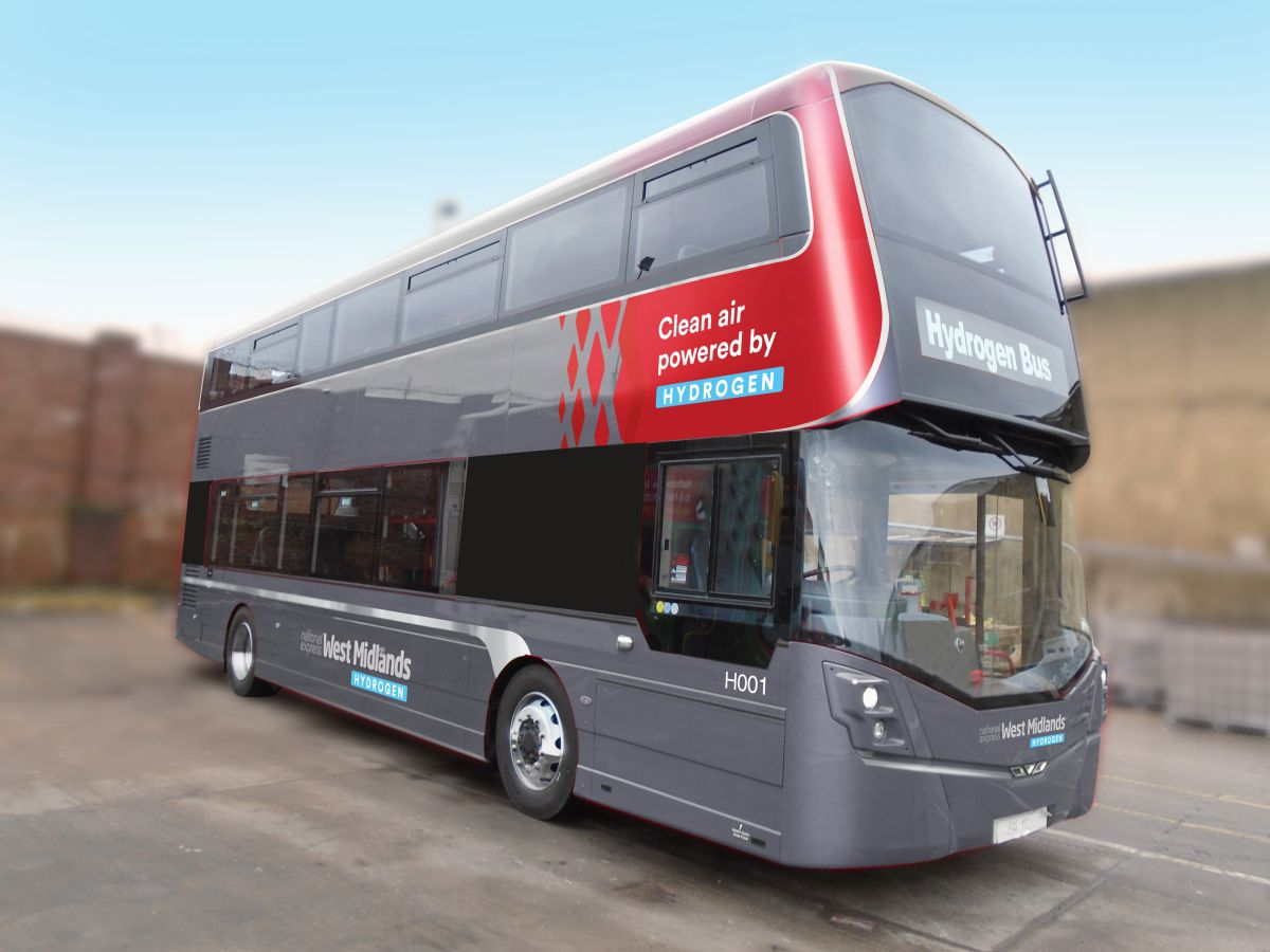 National Express to run zero-emission Sprint bus services