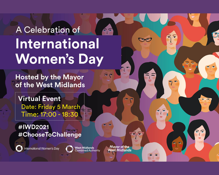 A Celebration of International Womens Day