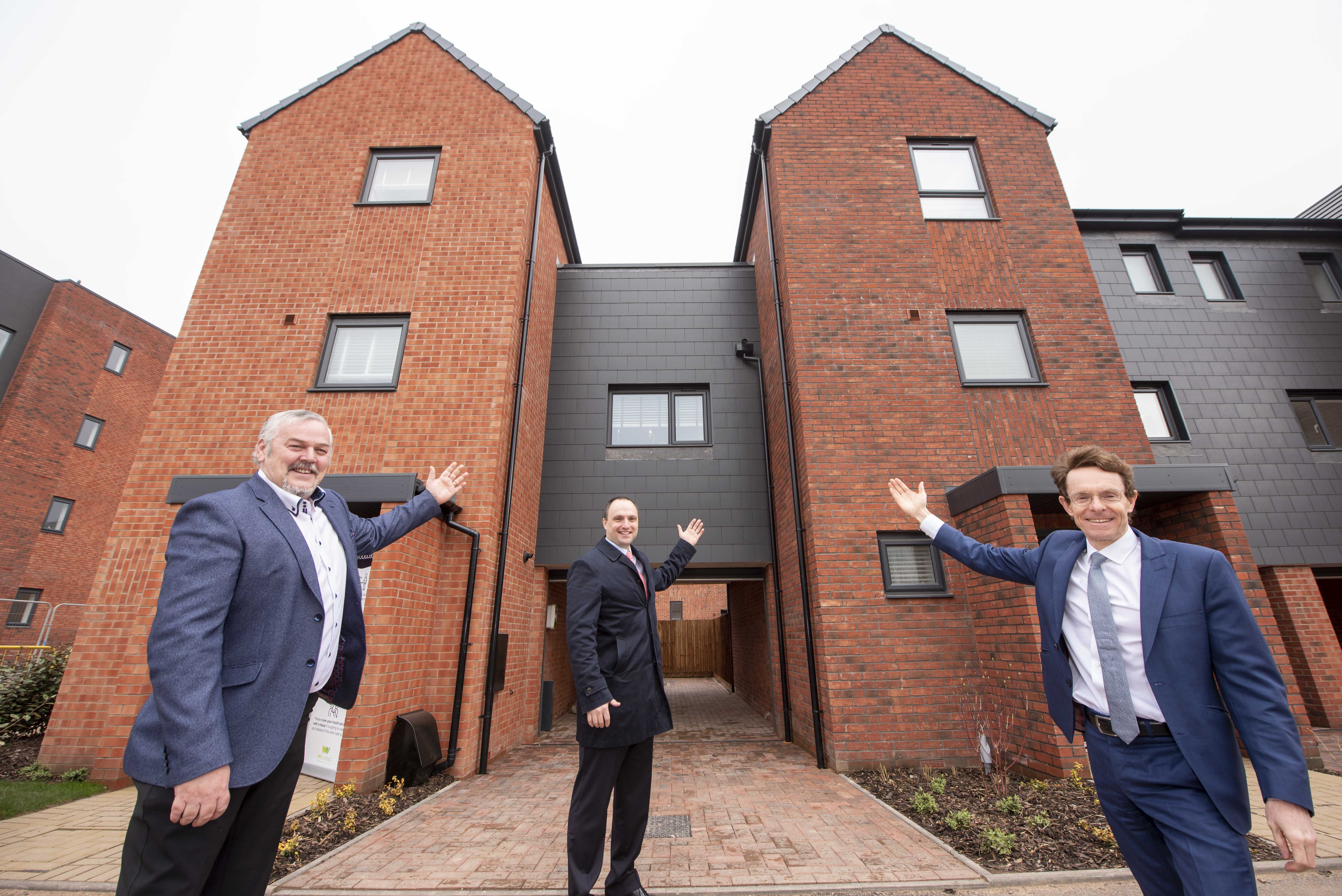West Midlands leads the way with pioneering home ownership scheme